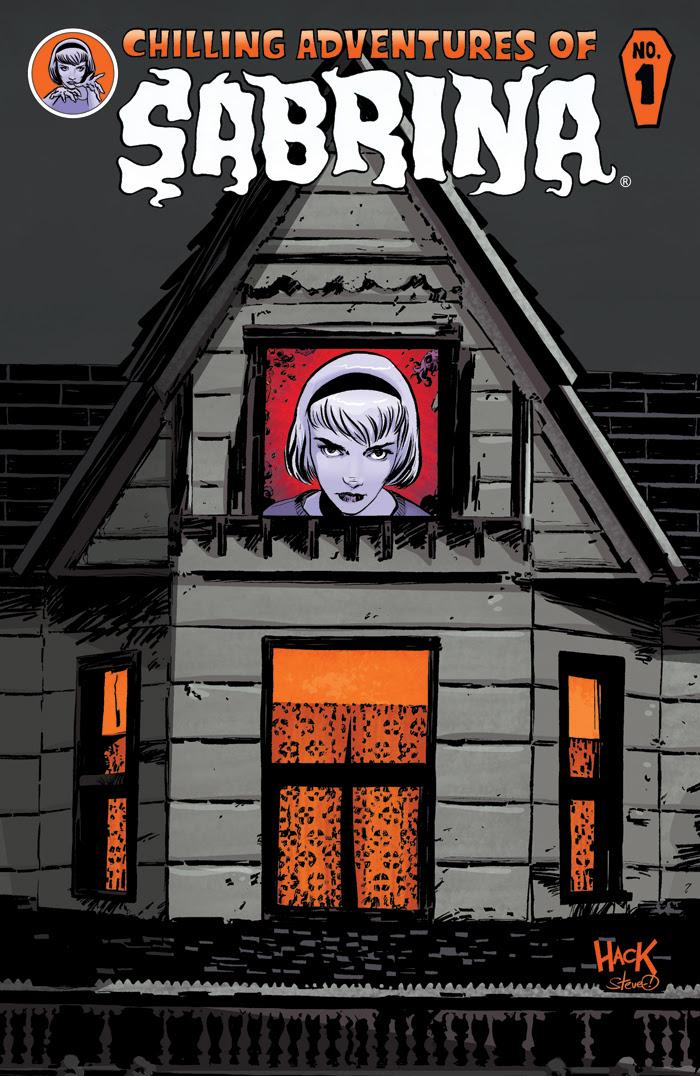 SABRINA #1 cover 1