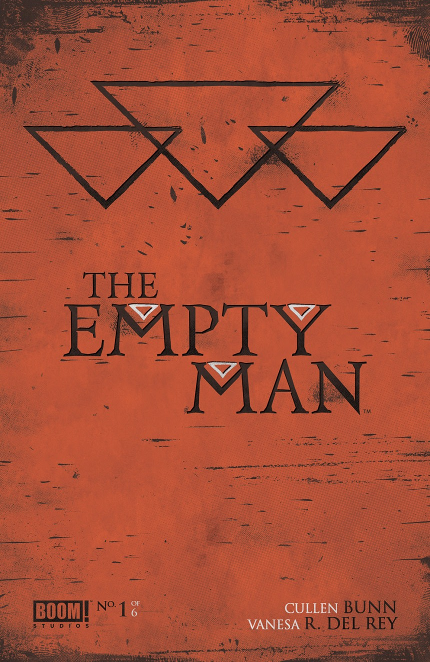 THE EMPTY MAN #1 2nd Printing Cover by Scott Newman