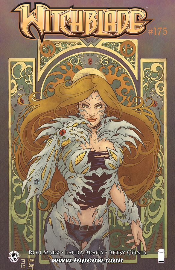 Witchblade175_CoverA
