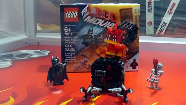 Lego Batman Sets 2014: SDCC 2014: LEGO Rocket & Groot, Batcycle, And New LEGO