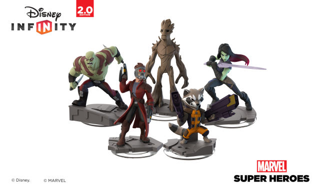 guardians disney infinity
