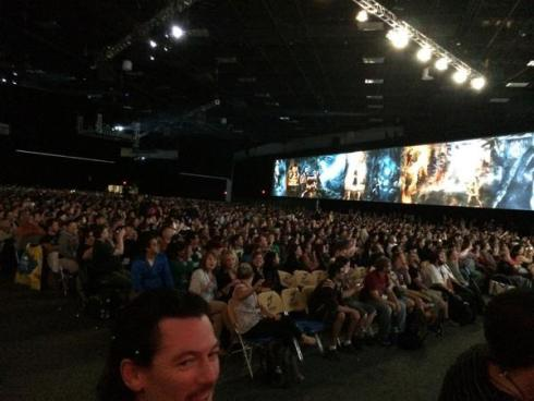 Hall H Hobbit Panel 2014