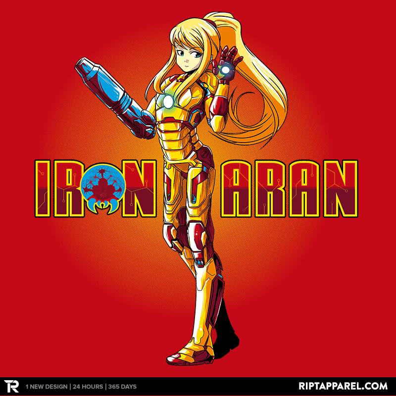 Iron Samus