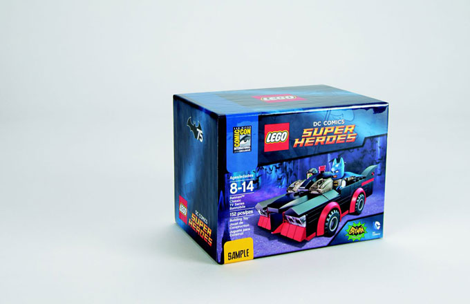 lego sdcc batmobile 1