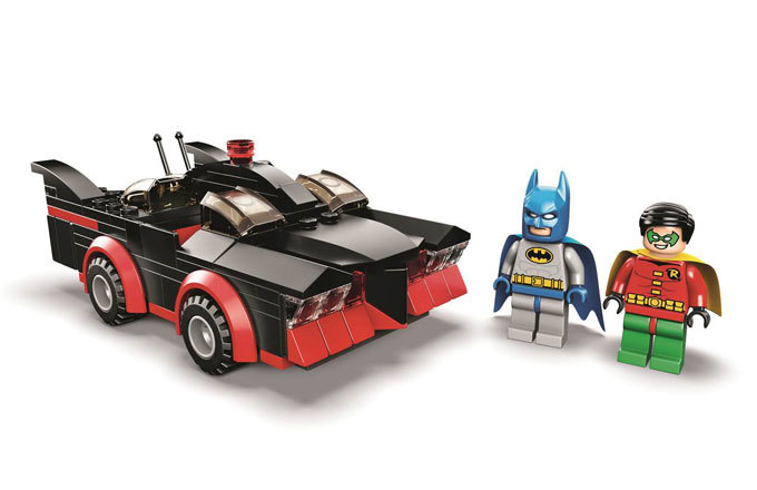 lego sdcc batmobile