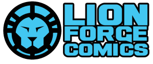 lion forge logo