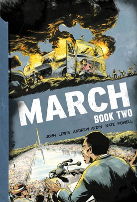 March Book Two Cover