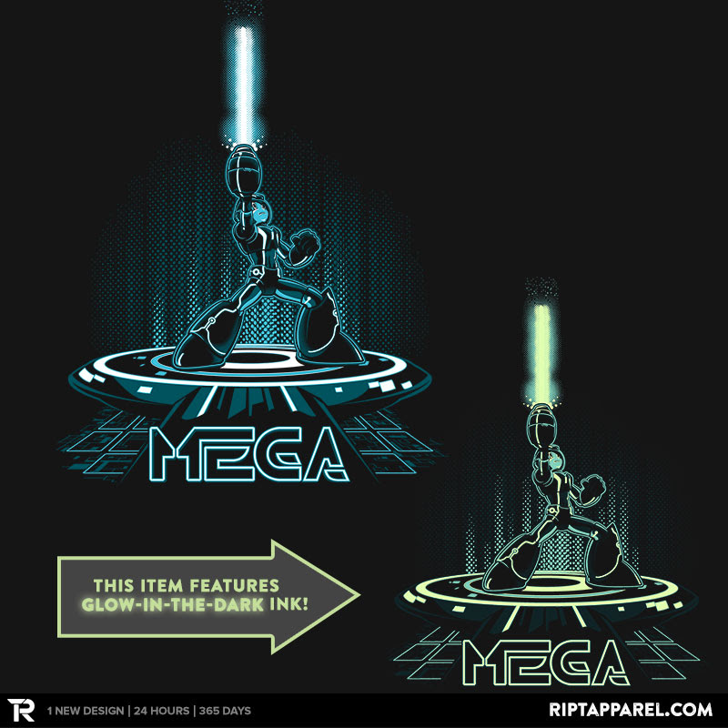 Mega Glow-in-the-dark