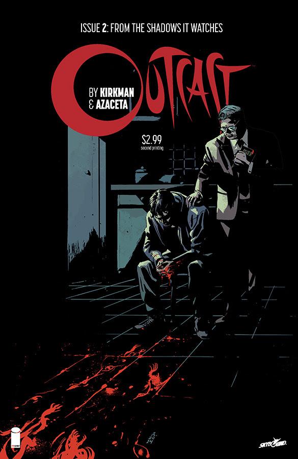 Outcast #2 cover
