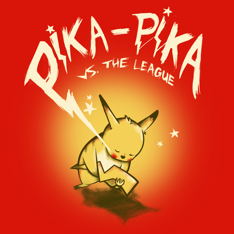 Pika-Pika Vs. The League