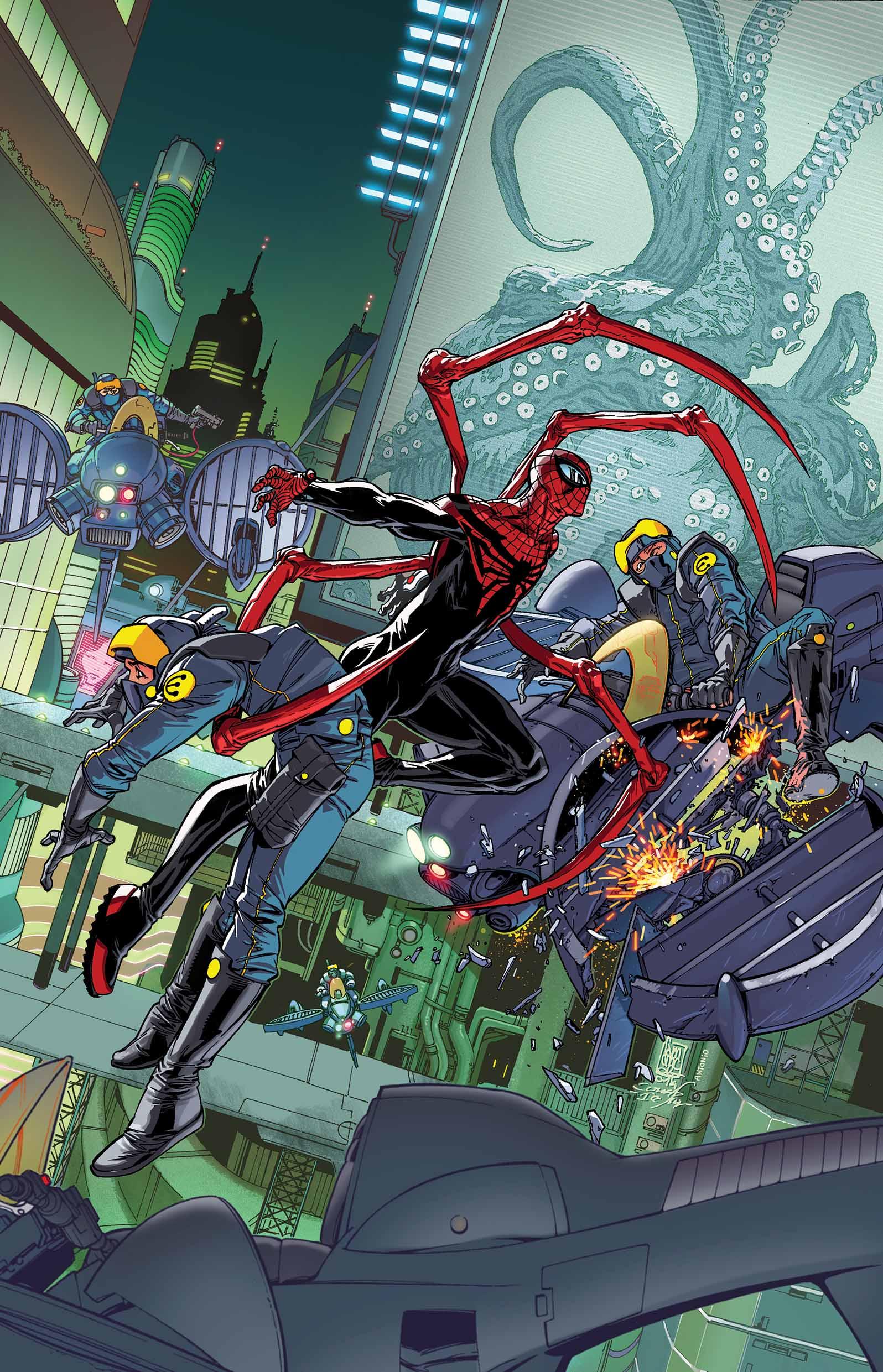 the superior spider man - photo #43