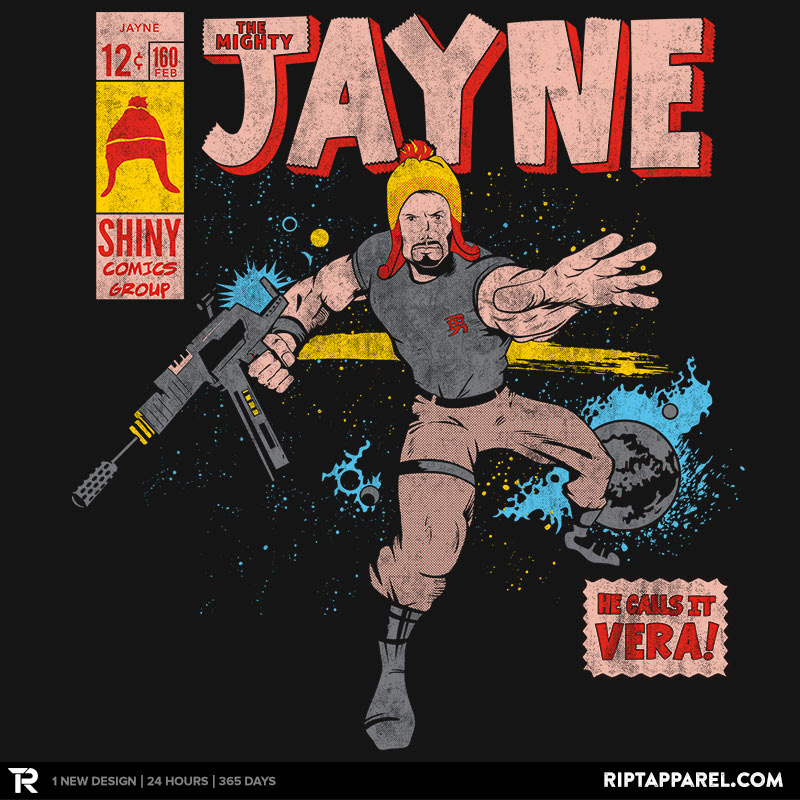 The Mighty Jayne