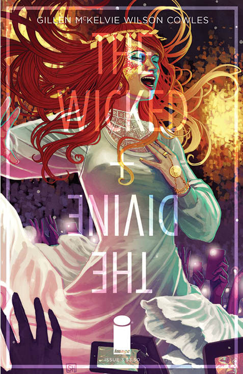 the wicked and the divine 3 cover 2