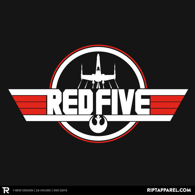 Top Red Five