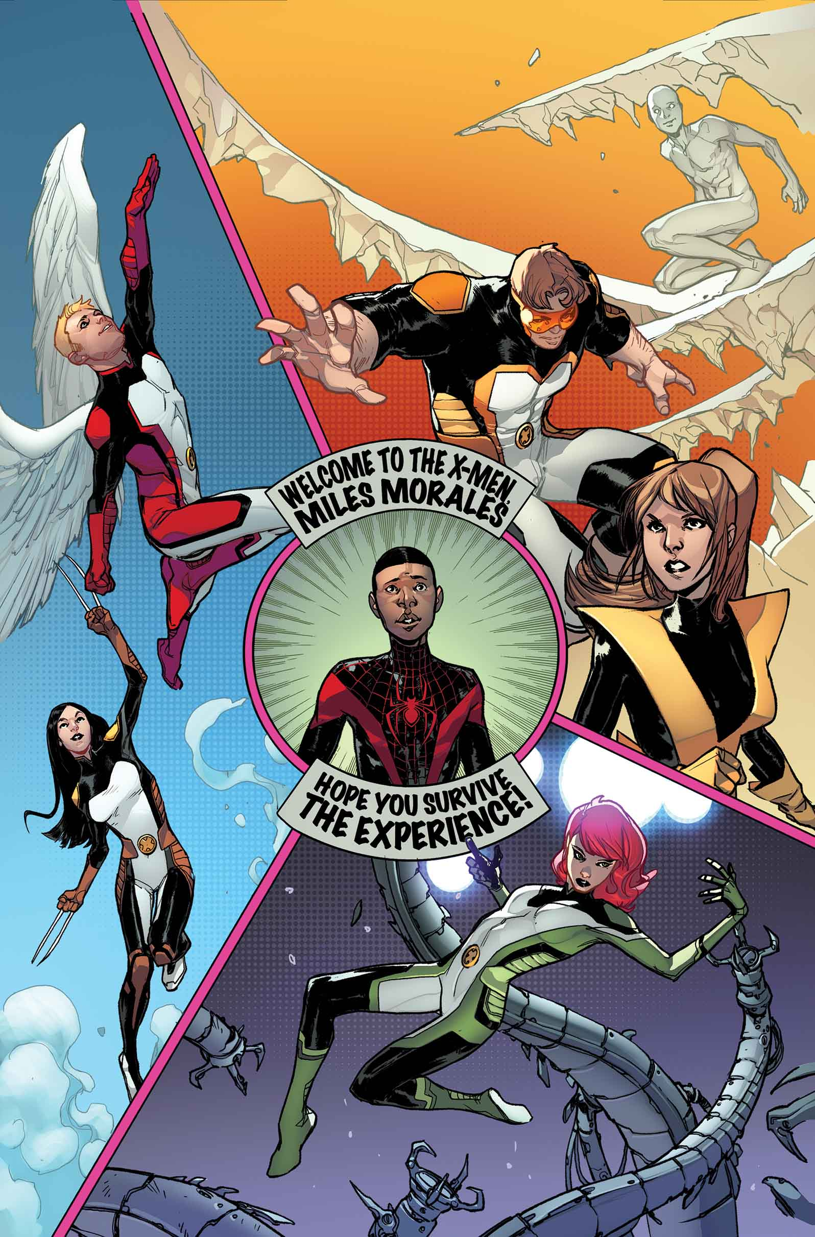 All New All Different Avengers Vol 1 2: Face To Face With Miles Morales