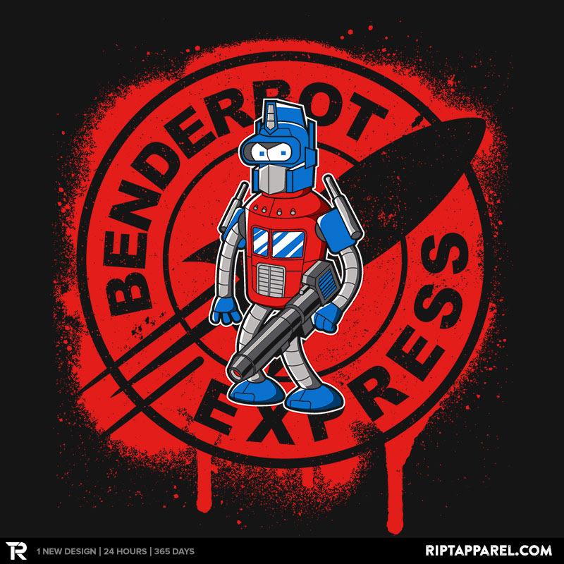 Benderbot Prime Express