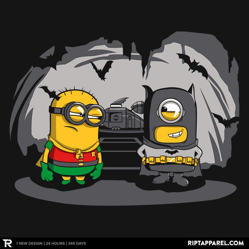 Despicable Bats