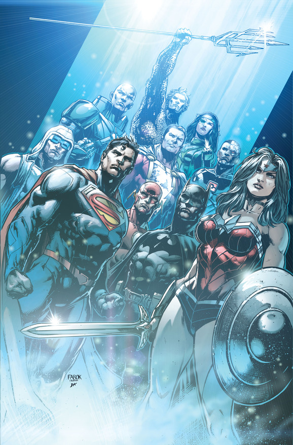 fabok justice league