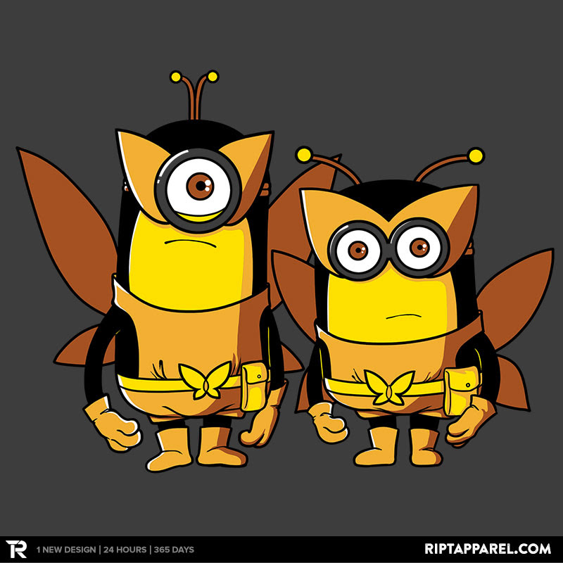 Henchminions #21 & 24