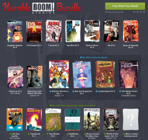 Humble BOOM! Bundle