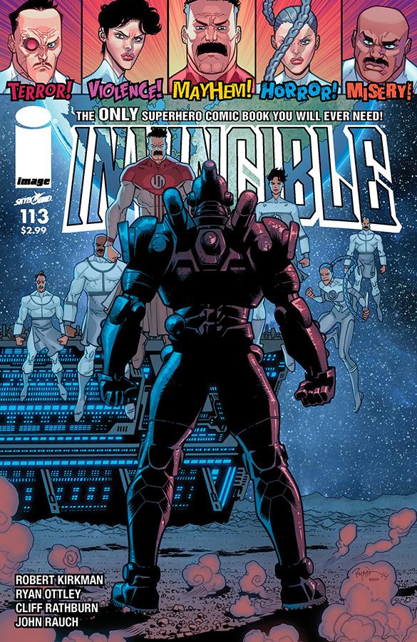 Invincible113_Cover