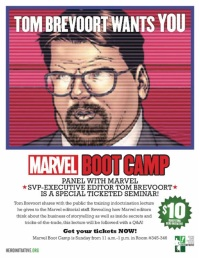 marvel boot camp