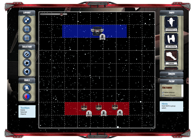mission control map editor