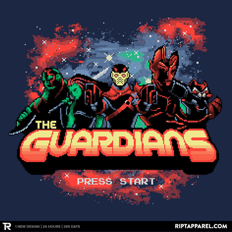 Retro Guardians