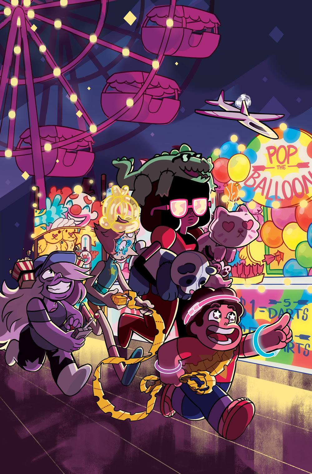 The Steven Lomazow Collection: Baltimore Comic Con 2014: BOOM!'s Panels And Exclusives