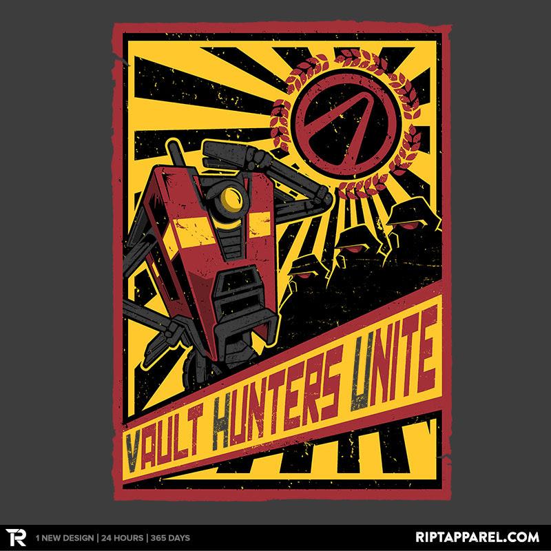 Vault Hunters Unite