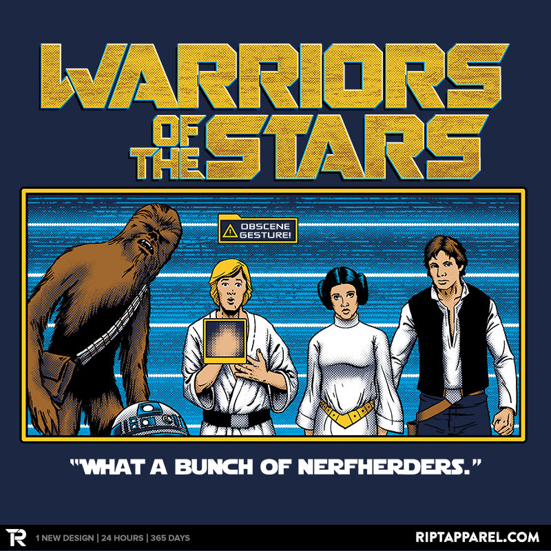 Warriors of the Stars