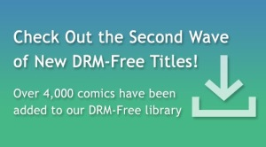 comixology drm free wave two