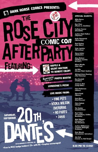 dh rose city