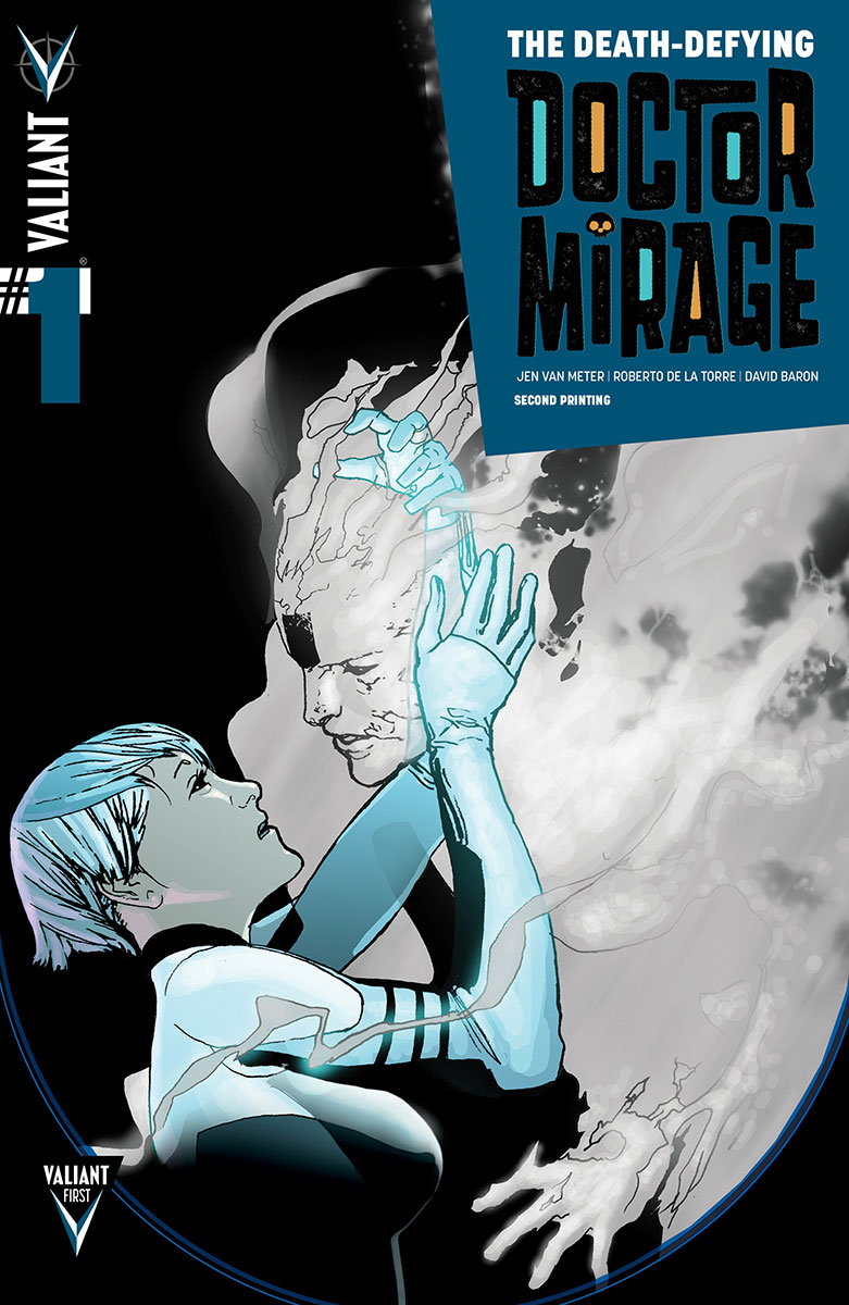 DRMIRAGE_001_COVER_SECOND-PRINTING