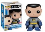 Exclusive Unmasked Batman Pop!