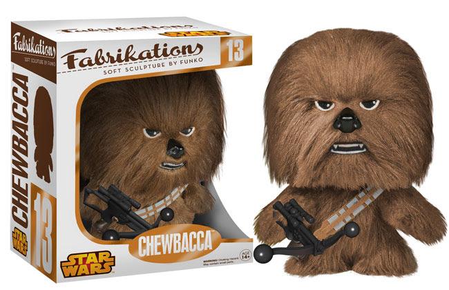 Fabrikations Star Wars Chewbacca
