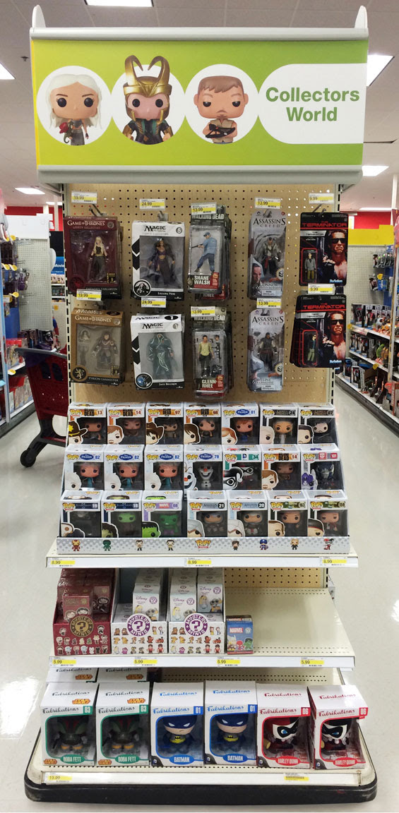 funko target collectors world