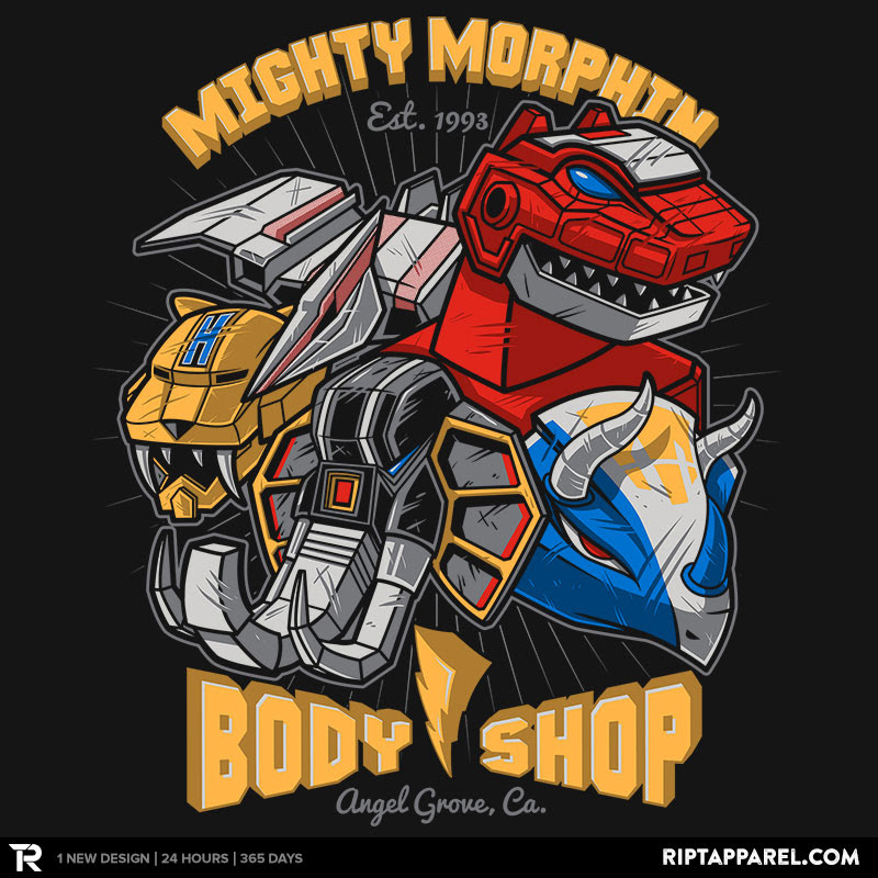 Mighty Body Shop