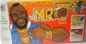 mr t board game