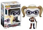 Pop! Heroes Arkham Asylum Harley Quinn
