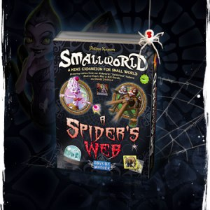 Small World – A Spider's Web