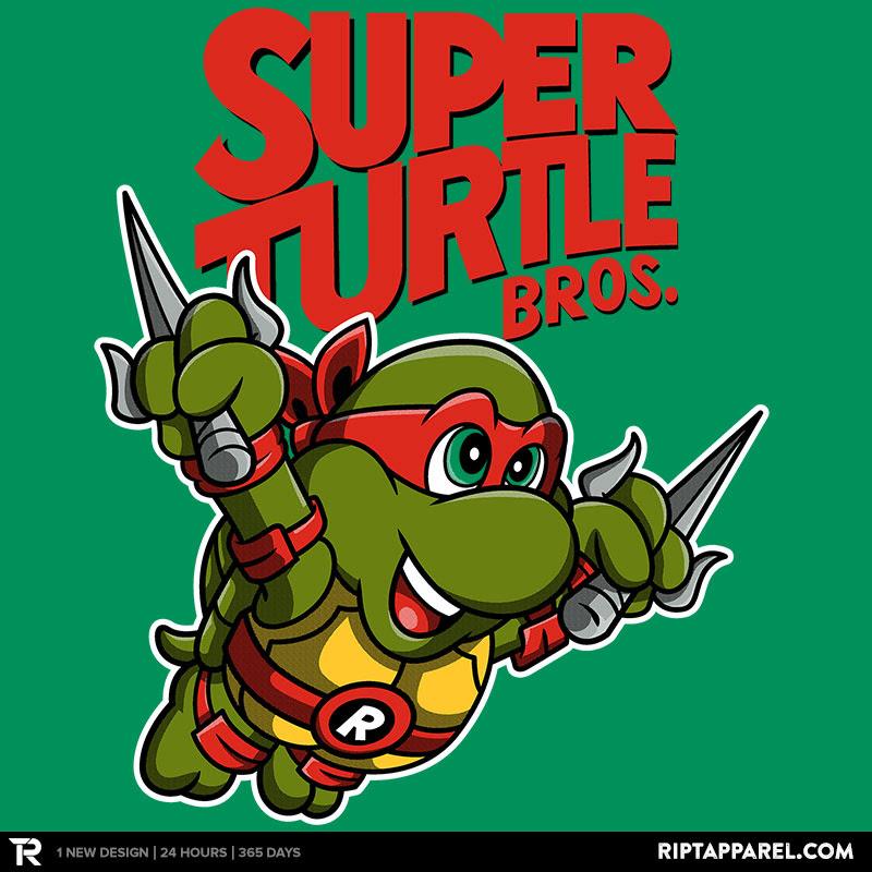 Super Turtle Bros.