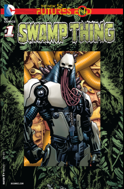 swamp thing future's end
