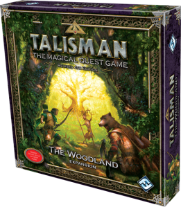 Talisman The Woodland