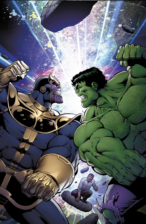 Thanos Vs