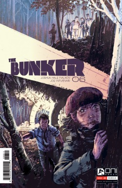 the bunker 6 cover