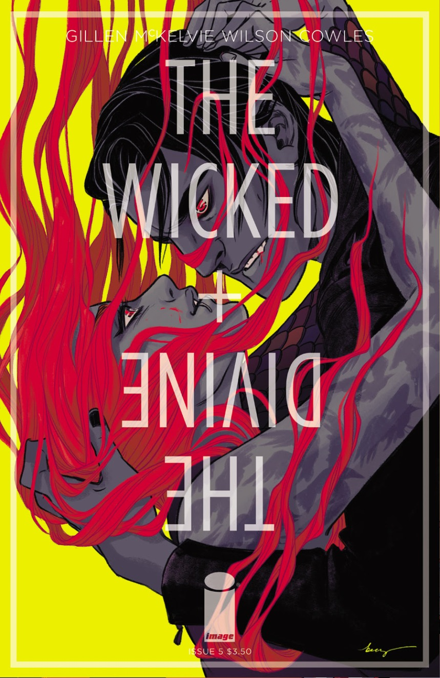 the wicked and the divine becky cloonan