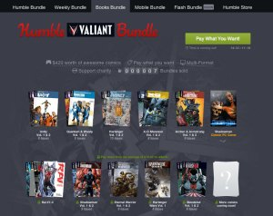 VALIANT_HUMBLE BUNDLE_front page