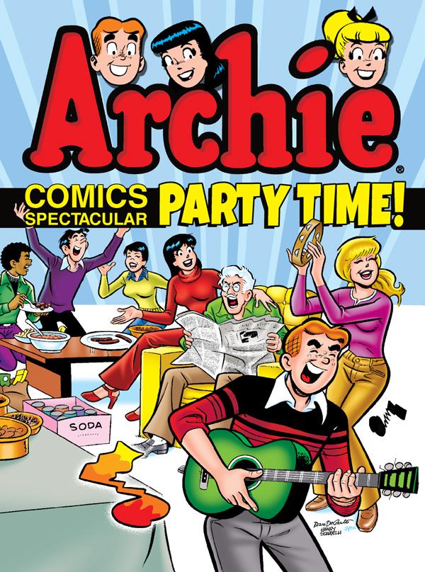 ArchieComicsSpectacular_PartyTime-0