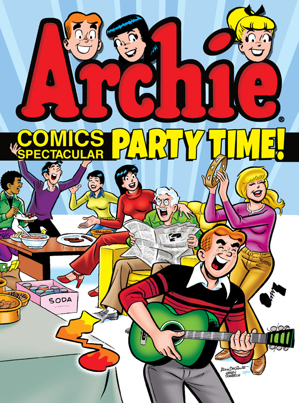 ArchieComicsSpectacular_PartyTime-0